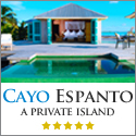 Cayo Espanto, a Private Island