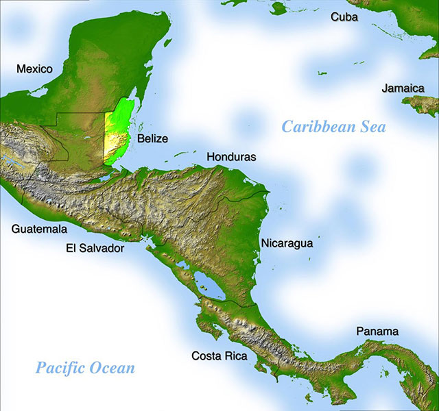 Where Is Belize | Geography and Map Of Belize