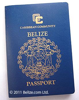 belize passport