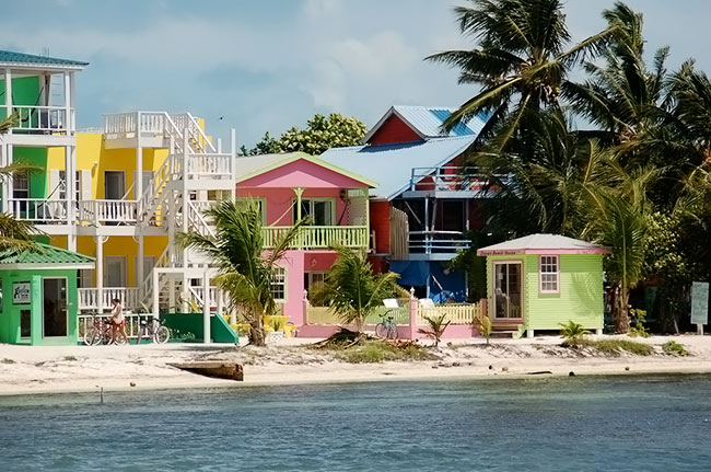 Caye Caulker Beach House