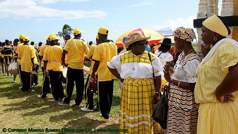 garifuna women traditional dress