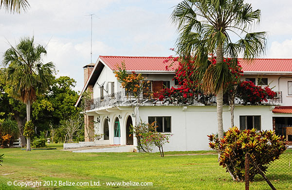 retirement home belize