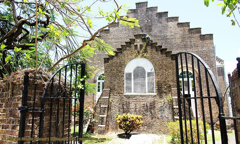 St. John's Cathedral Belize City