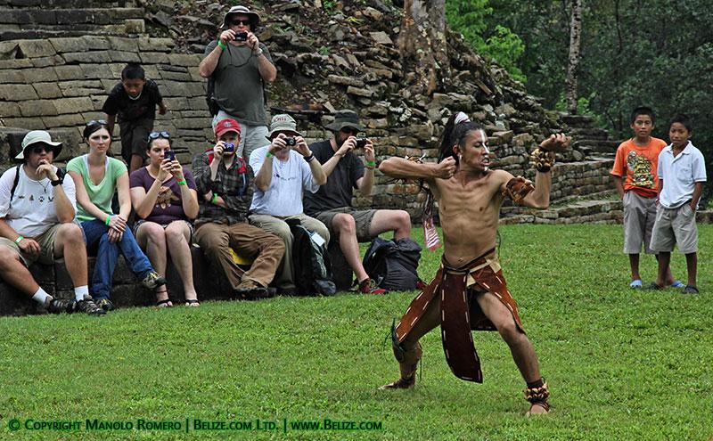 Belize culture at Lubaantun