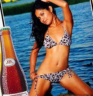 belikin beer poster