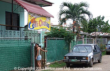belize fast food joint
