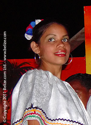 belize mestizo dress