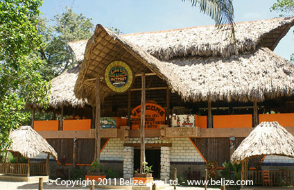 Belize vacation jungle lodge