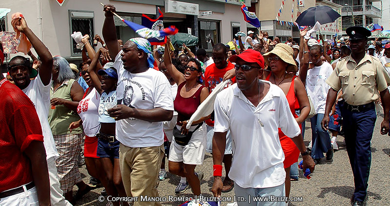 battle-st-georges-caye-day-parade