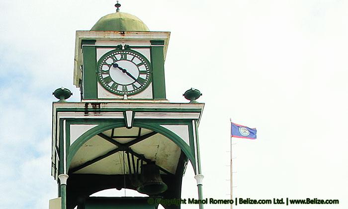 belize supreme court clock