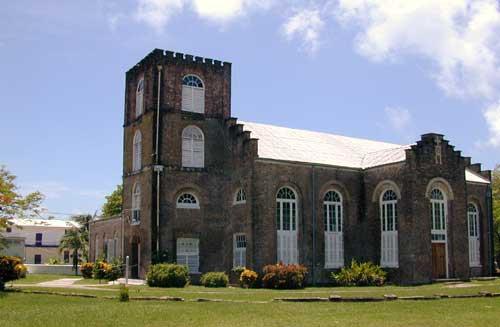 st. john's cathedral belize