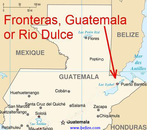 Rio Dulce Guatemala: Top Vacation and Retirement Paradise
