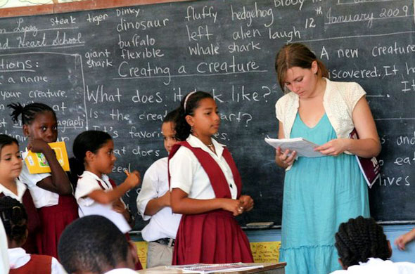 Image result for belize school classes
