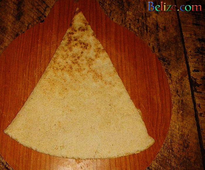 Cassava bread. Image Credit: Gwen Nunez Gonsalez